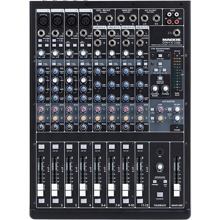 MackieOnyx 1220i Firewire Mixer