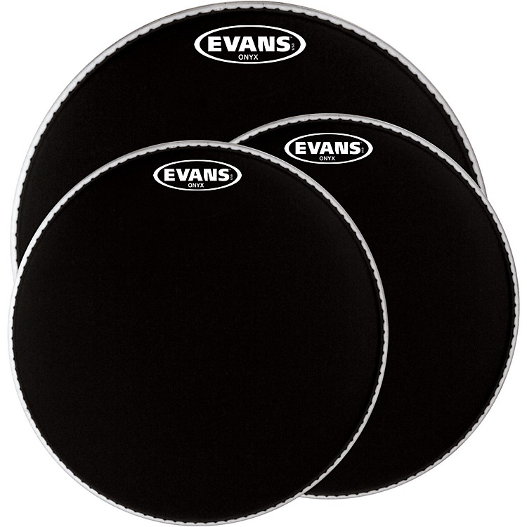 Evans Onyx 2-Ply Drumhead 18 Inch