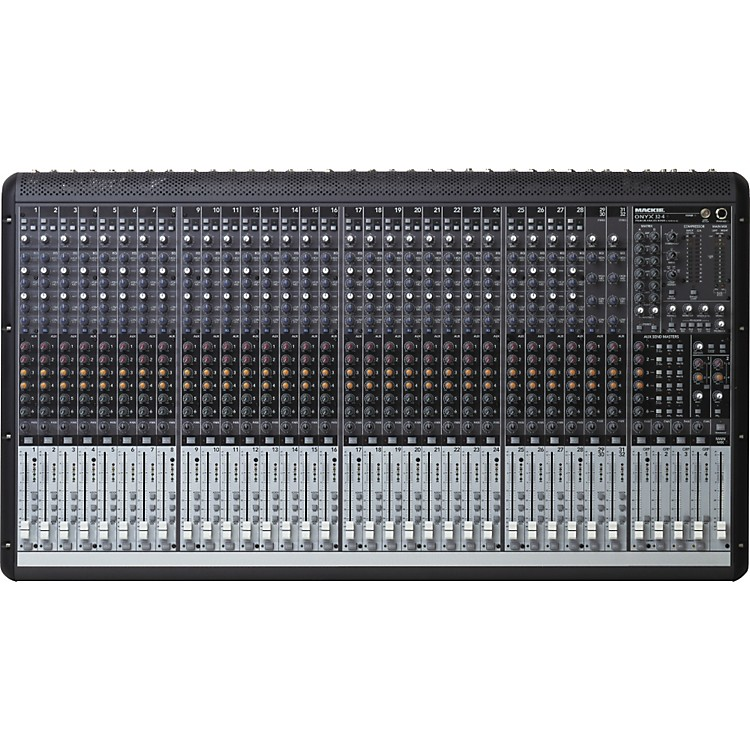Mackie Onyx 32.4 Premium 32-Channel Analog Live Sound Mixing Console