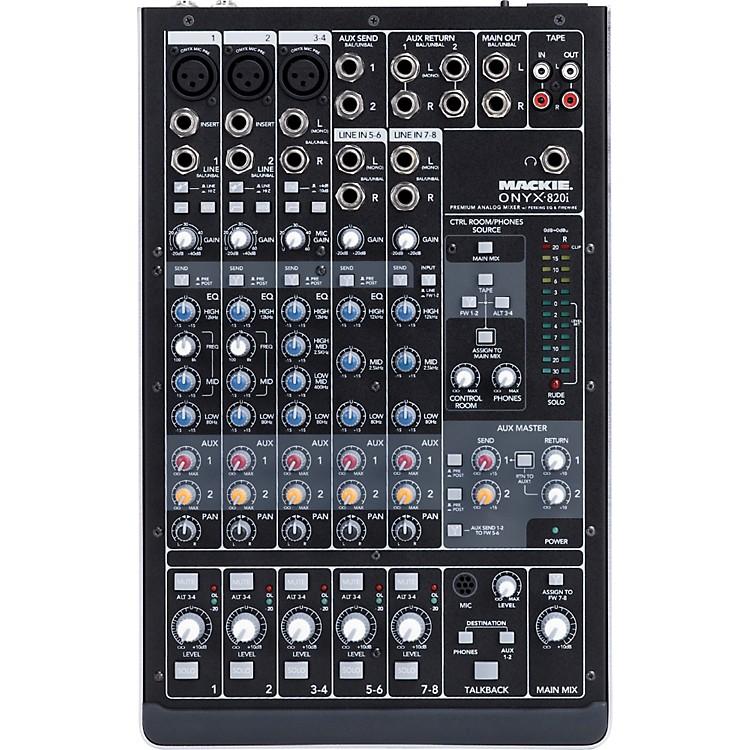 MackieOnyx 820i Firewire Mixer