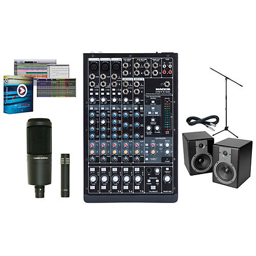 Mackie Onyx 820i Pro Tools M-Powered Package-thumbnail