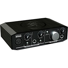 Mackie Onyx Artist 2x2 USB Audio Interface