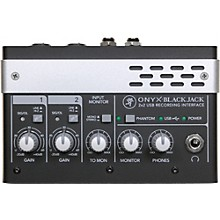 Mackie Onyx Blackjack Premium 2x2 USB Recording Interface