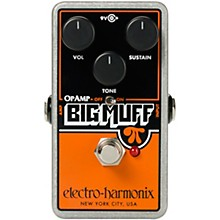 Electro-Harmonix Op-Amp Big Muff Distortion/Sustainer Effects Pedal