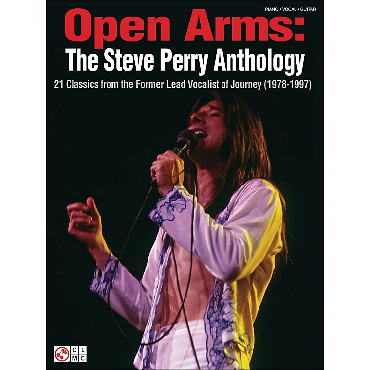 Cherry Lane Open Arms: The Steve Perry Anthology arranged for piano, vocal, and guitar (P/V/G)