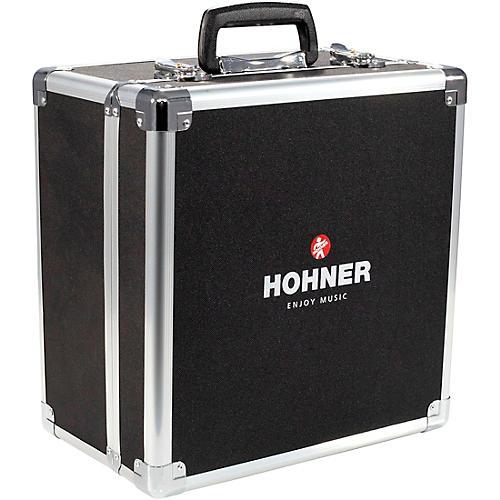 Open Box Hohner 10X - Accordion Case