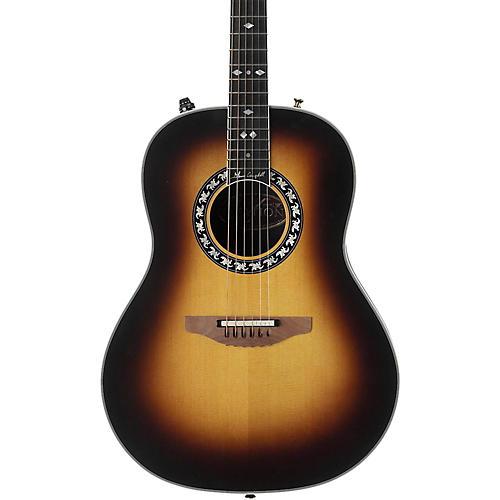 Open Box Ovation 1627GC Glen Campbell Signature Custom Legend Acoustic-Electric Guitar