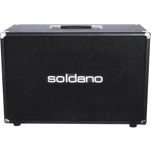 Open Box Soldano 2x12 Speaker Cabinet