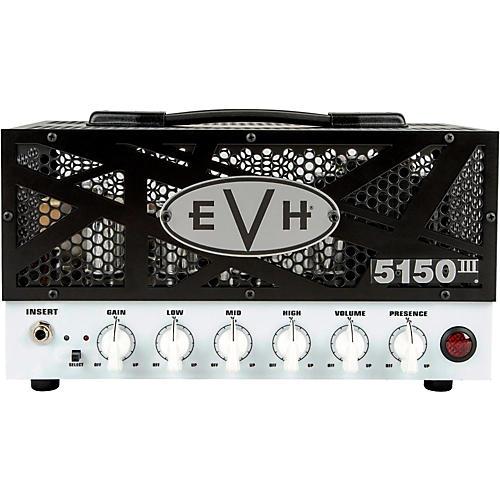 Open Box EVH 5150III 15W Lunchbox Tube Guitar Amp Head