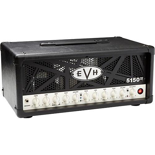Open Box EVH 5150III 50W Tube Guitar Amp Head