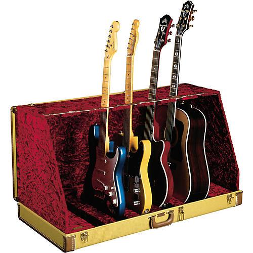 Open Box Fender 7 Guitar Case Stand