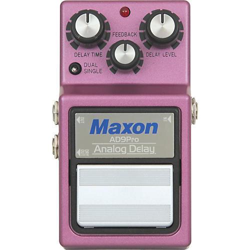 Open Box Maxon 9-Series AD-9 Pro Analog Delay Pedal