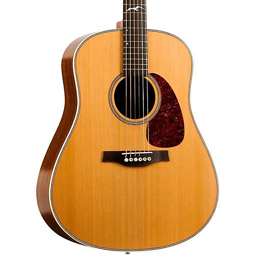 Open Box Seagull Artist Mosaic Element Acoustic-Electric Guitar