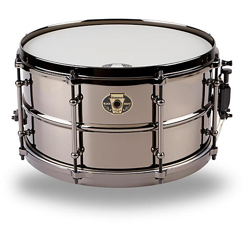 Open Box Ludwig Black Magic Snare