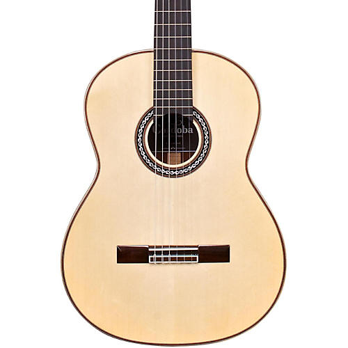Open Box Cordoba C12 Limited Spruce Top Classical Guitar