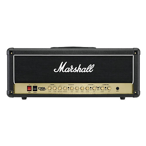 Open Box Marshall DSL100H 100W All-Tube Guitar Amp Head