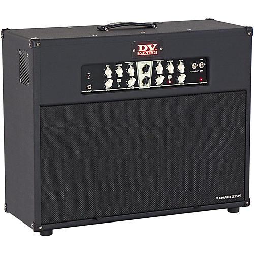 Open Box DV Mark DV 40 212 40 Watt 2x12 Guitar Combo