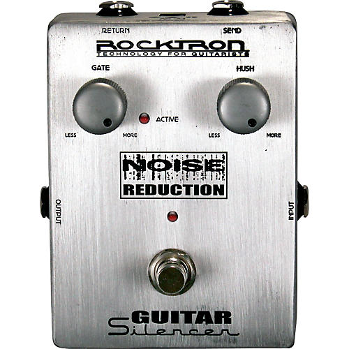 Open Box Rocktron Guitar Silencer Noise Reduction Guitar Effects Pedal