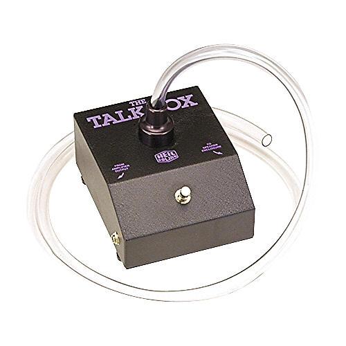 Open Box Dunlop Heil Talk Box