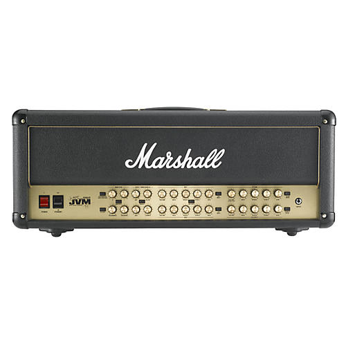 Open Box Marshall JVM410HJS Joe Satriani Tube Guitar Amp Head