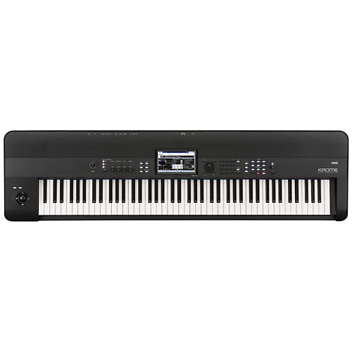 Open Box Korg Krome 88 Keyboard Workstation