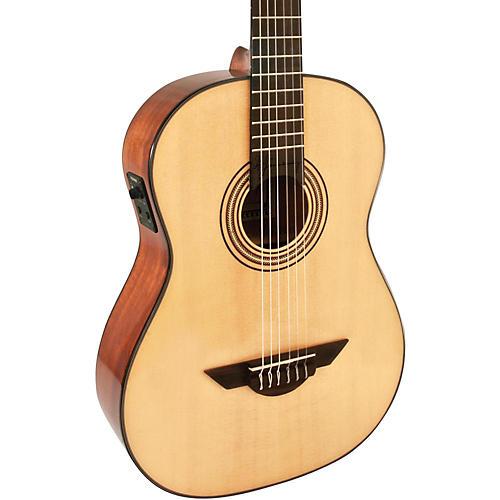 Open Box H. Jimenez LG3E El Maestro (The Maestro) Classical Acoustic-Electric Guitar