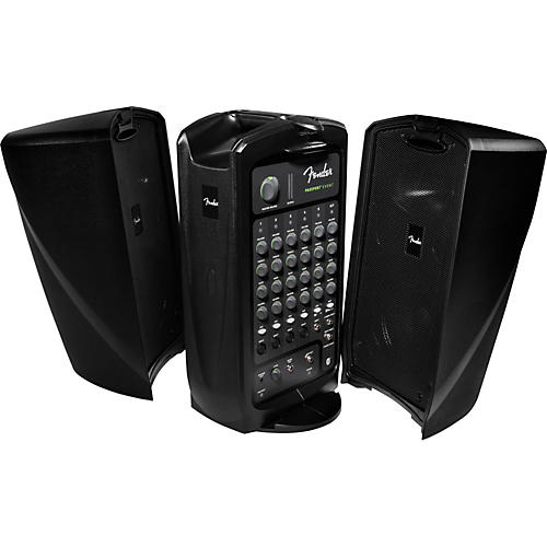 Open Box Fender Passport EVENT 375W Portable PA System