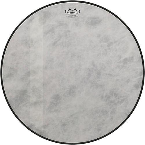 Open Box Remo Powerstroke 3 Fiberskyn Diplomat Felt Tone Bass Drum Head