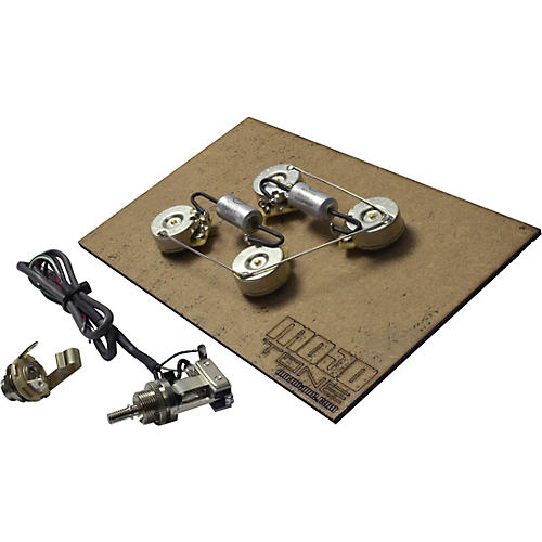 Open Box Mojotone Pre-Wired Les Paul Long Shaft Wiring Kit