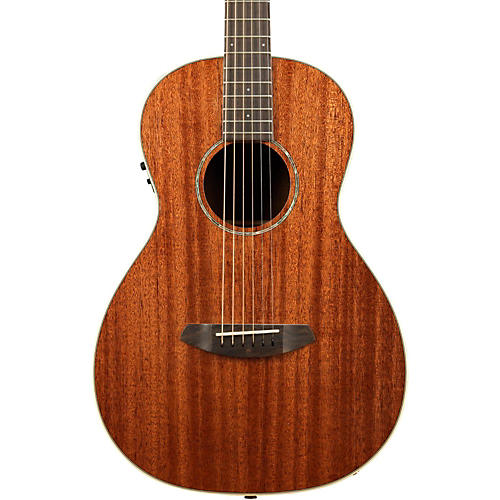 Open Box Breedlove Pursuit Parlor Mahogany Acoustic Guitar