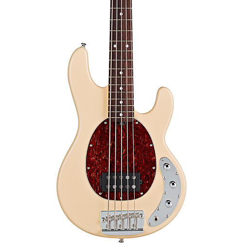 open box sterling by music man ray35ca 5 string electric bass guitar musician 39 s friend. Black Bedroom Furniture Sets. Home Design Ideas
