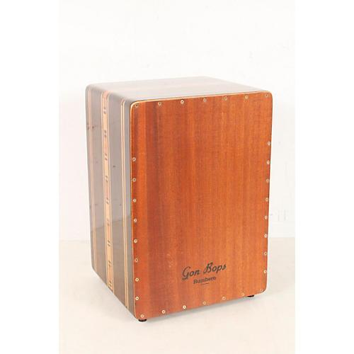 Open Box Gon Bops Rumbero Cajon