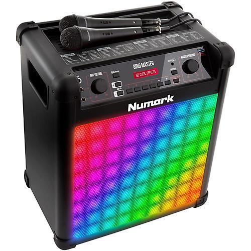 Open Box Numark Sing Master Karaoke System