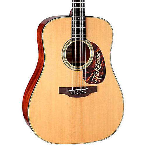 Open Box Takamine TAKEF340STT Thermal Top Dreadnought Acoustic-Electric Guitar