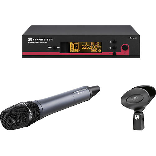 Open Box Sennheiser ew 135 G3 Cardioid Microphone Wireless System