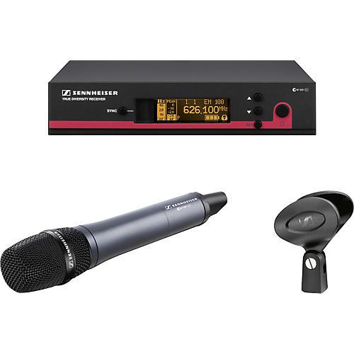 Open Box Sennheiser ew 165 G3 Condenser Microphone Wireless System