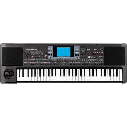 Open Box Korg microARRANGER Keyboard