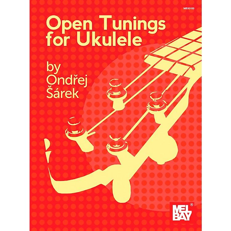 Mel BayOpen Tunings for Ukulele