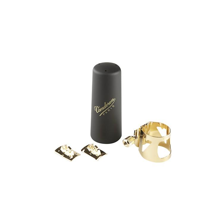 VandorenOptimum Series Saxophone LigaturesAlto W/ Plastic Cap