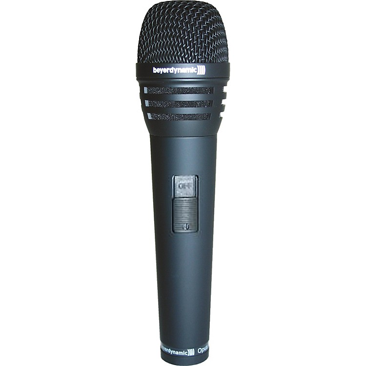 Beyerdynamic Opus 39 Dynamic Supercardioid Microphone with Switch