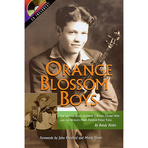 Centerstream Publishing Orange Blossom Boys Book Series Softcover with CD Written by Randy Noles
