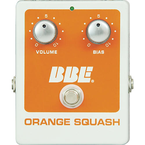 BBE Orange Squash Compressor Pedal-thumbnail