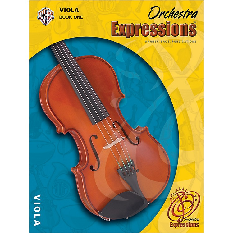 AlfredOrchestra Expressions Book One Student Edition Viola Book & CD 1