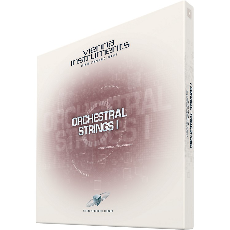 Vienna Instruments Orchestral Strings 1