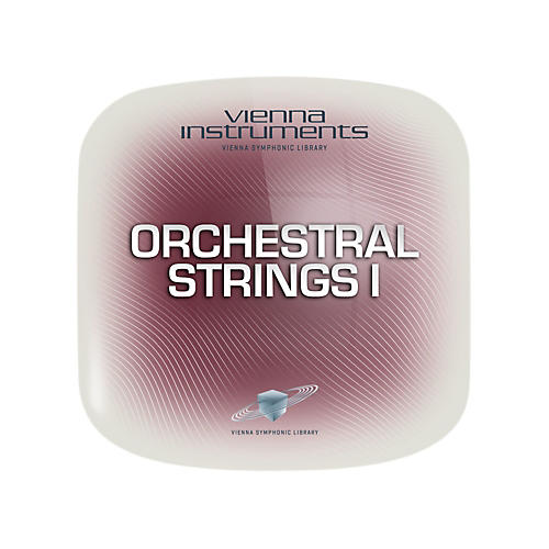 Vienna Instruments Orchestral Strings I Standard Software Download-thumbnail