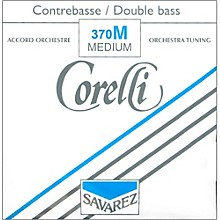 Corelli Orchestral Tungsten Series Double Bass String Set