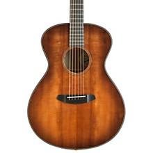 Breedlove Oregon Concert Bourbon Acoustic-Electric Guitar Bourbon Burst
