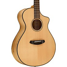 Breedlove Oregon Concert CE Sitka Spruce - Myrtlewood Acoustic-Electric Guitar Gloss Natural