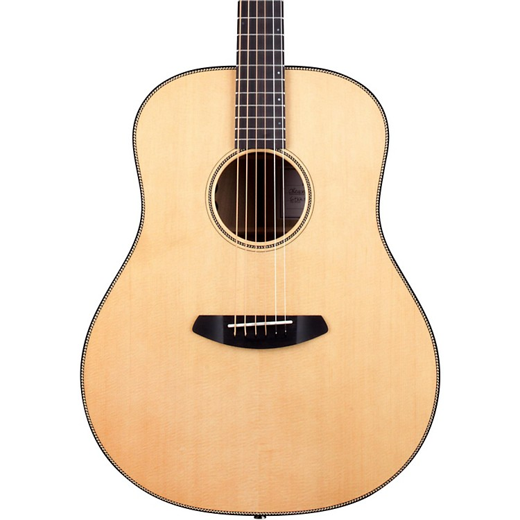 Breedlove Oregon Dreadnought Acoustic-Electric Guitar Natural