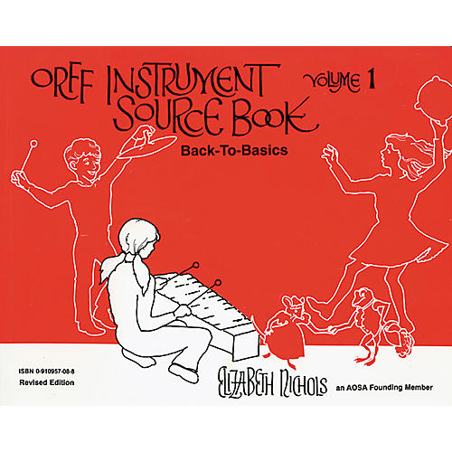 Alfred Orff Instrument Source Book Volume 1